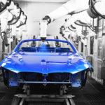 「世界一美しいオープンカー」、BMW8シリーズ・カブリオレ生産開始。その様子を画像にて