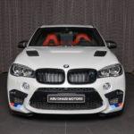 盛り上がったボンネットとダクトがナイス!BMWアブダビがX5 Mのカスタムを公開