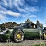 ポルシェ911の新しいカスタムビルダー登場。「我々が作るのはタイヤの付いたオーダースーツ。年に一台しか作れない」