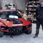【動画】なぜ?マツダRX-8にトラック用のトルクモリモリなディーゼルエンジンを積んでみた