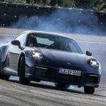 用意はいいか?ポルシェが新型911(992)の発表に向けティーザーキャンペーン開始。まずはテスト風景を公開