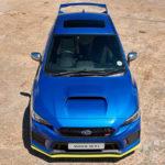「スバル南アフリカ」が独自チューンの限定WRX STIを発売。トレッドを2センチ拡大、出力は348馬力