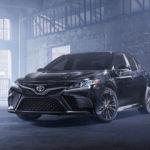 トヨタ・カムリの2019年モデル発表!トヨタエンブレムまでブラックな「ナイトシェード」エディション登場
