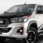 トヨタがブラジル限定にて「ハイラックスGRスポーツ」投入。GRはなんでもアリのブランドに?