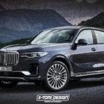 BMWがX8を発売するとこうなる?すでにコードネーム「G09」が与えられ超高級SUVとして開発が進められているというウワサ