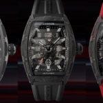 クストスの腕時計でも買ってみるか。見た目はリシャール・ミルっぽいものの価格は1/10