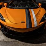 マクラーレンが新しく570Sの限定モデルを発表。輝かしいモータースポーツの歴史を反映し、6台のみが製造