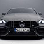 メルセデスAMGが「GT 4ドアクーペ」向けにエアロパーツほかオプションを設定。外観をさらにイカつく変身させるエアロダイナミックキットも
