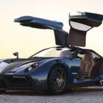 パガーニがフロントエンジンのグランツーリスモを作ればこうなる!ぜひ発売してほしいGTカーのレンダリング