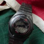 「セイコー×ジウジアーロ」復刻腕時計を買ってみた!イタ車乗りには「イタリアンカラー」バージョンだ!
