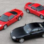 【競売】スープラ、RX-7、NSXなど90年代のドリームカー、そしてバブルの象徴「AMGワイドボディ」も!個人コレクション140台が出品予定
