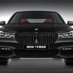 BMWが中国にて7シリーズの限定モデル「ブラックファイア」設定。外装はオールブラック、内装はレッドの渋い仕様