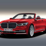 BMW7シリーズにカブリオレやワゴン、M7が登場したら?一気に「もしも」なレンダリングが登場