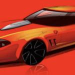 フェラーリ550をベースに「250GTO」の要素を取り入れたワゴンを制作するというプロジェクトが公開。アリかナシか