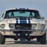1967年製、ワンオフの「シェルビーGT500スーパースネーク」が2.5億で落札。マスタングの最高価格を更新