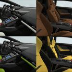 ランボルギーニ・ウラカンEVOの内装はこれだけ選択肢が広がった!ステッチやシートベルト、素材の選択肢がこれまでに比べて大きく増加
