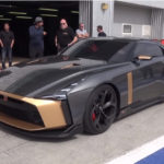 【動画】日産GT-R50 by イタルデザインの試乗イベントがドバイにて開催。ユーチューバー、Shmee150氏がさっそくレビュー