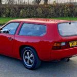老舗ポルシェチューナーがカスタムした「924カーゴ(ワゴン)」。3台のみが製造されたターボ仕様のレアモデルがebayに登場