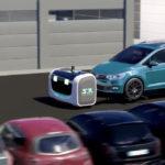 【動画】これだとドアパンチの心配なし!乗り捨てたクルマをロボットが勝手に駐車してくれるシステムを欧州の空港が相次ぎ導入