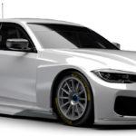 BMWが新型3シリーズを10年ぶりにBTCCに参戦させると発表!オーバーフェンダーとウイングで武装した姿を公開