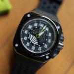 個性派腕時計、ゴリラウォッチを買い増しした!今度はアメリカンマッスル風の「アシッドグリーン」。オーデマピゲと比較してみよう
