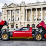 ランボルギーニが1972年製の「ミウラSV」をフルレストア。47年の時を経て新車状態に戻され、FIA会長へと納車