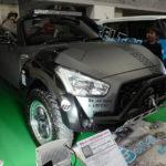 【大阪オートメッセ】オフローダー風コペンも登場!軽自動車やハイエースのカスタムも熱かった!