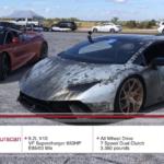【動画】ドラッグレース2連発。「850馬力のチューンド・ウラカン×720S」「ノーマル同士のウラカン×ホンダNSX」。NSXは加速勝負が苦手?