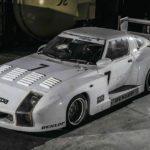 35年間行方不明、「廃車になった」と考えられていたマツダRX-7ベースの「254i」唯一の生き残りが発見される。1982年にル・マンを一時8位で走った伝説のレーシングカー