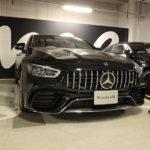 意外とSクラスっぽい?やっぱりCLSとは別モノの「メルセデスAMG GT 4ドアクーペ」を見てきた