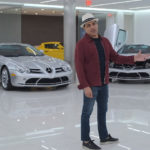 【動画】パガーニ、ケーニグセグなど多数のハイパーカーを所有する大富豪。「今日は俺が持っている5台のメルセデスSLRマクラーレンを見てってくれ」