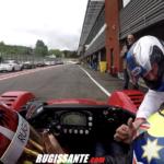 【動画】見た目レーシングカー、しかしこれでも公道走行可能なラディカルSR3 SL。サーキットでレーシングカーのポルシェ911 GT3 CUPを追い回す動画