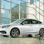 新型SUBARUレガシィ発表!新プラットフォーム、新エンジン、高級な内装を得てアメリカ市場を徹底攻略