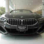 新型BMW8シリーズ・カブリオレを見てきた!これまでのBMWには見られない「ゴージャス」を意識した内外装はこうなっている