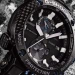 カシオがG-SHOCK新シリーズ発表!カーボンモノコックケース/チタンパーツ採用のGWR-B1000、カーボンコアガード構造を持つGA-2000