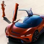 【動画】あのジウジアーロ親子がスーパーカースタイルのハイパーSUV「カンガルー」を公開!ガルウイング採用、オフロード走行も可能