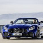 限定750台、メルセデスAMGのオープンモデル最強バージョン「AMG GT Rロードスター」登場!加速性能はクーペと同等
