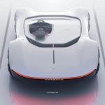 ポルシェ356スピードスター後継モデルはこうだ!シンプル&クリーンな「357スピードスター・コンセプト」