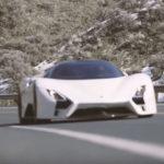 パワーウエイトレシオは0.7!世界最速を標榜するSSCトゥアタラが実際に走行する動画を公開