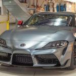 その価格2億3000万円!新型トヨタ・スープラ1号車が完成。生産ラインもBMWと同じ?