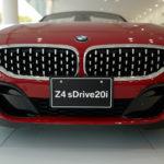 BMW Z4(レッド)