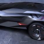 2035年のランボルギーニはこうなる!ハイパーSUV、単座レーサー、クルマとバイクとの合体技など5つのコンセプトモデルが登場