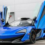 """マクラーレン「MSO」でカスタムした600LT登場。カーボンファイバーに加えボディカラーは""""ヴェガ・ブルー"""""""