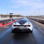 【動画】マクラーレン720Sが0-100km/h加速「1.9秒」、ゼロヨン「8.99秒」という驚異のタイムを記録!その舞台裏を見てみよう