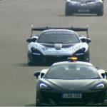 【動画】マクラーレン・セナGTRの最終スペック、実車が公開。グッドウッドにてセナ、F1とともに走行する