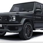 内外装すべて真っ黒!マットブラックに「ナイトパッケージ」装着のメルセデスAMG G63が国内限定発売