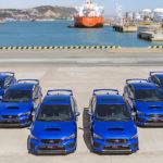 その価格720万円!スペインにて、スバルWRX STI販売終了に伴い「ファイナル・エディション」が8台限定にて発売