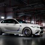 BMWが2002ターボへのオマージュ「M2ヘリテージ・エディション」発表。ボディには2002を連想させる専用グラフィック