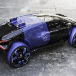 シトロエンが変なコンセプトカー「19_19」発表!適度な未来感、メカメカしさがSF映画的