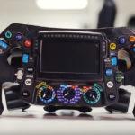 【動画】解説しよう。F1に装着されるステアリングホイールのスイッチはこういった役割を持っている